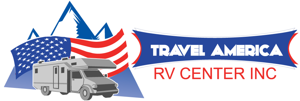 Travel America RV Center, Logo